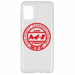 Чохол для Samsung A31 M-1 Logo