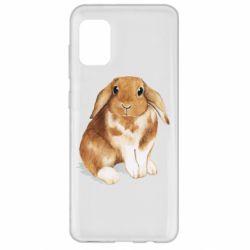 Чохол для Samsung A31 Маленький кролик