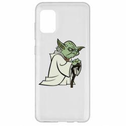 Чехол для Samsung A31 Master Yoda