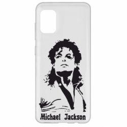 Чохол для Samsung A31 Майкл Джексон