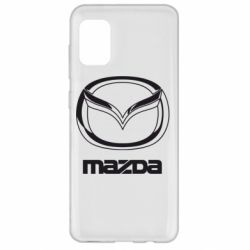 Чохол для Samsung A31 Mazda Logo