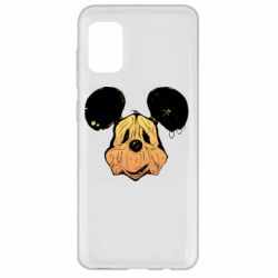Чехол для Samsung A31 Mickey mouse is old
