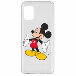 Чохол для Samsung A31 Mickey Mouse