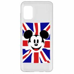 Чехол для Samsung A31 Mickey Swag