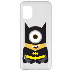 Чохол для Samsung A31 Minion Batman