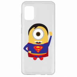 Чохол для Samsung A31 Minion Superman