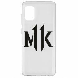 Чохол для Samsung A31 Mk 11 logo