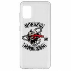 Чохол для Samsung A31 Mongrel MC