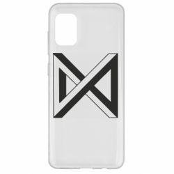 Чохол для Samsung A31 Monsta x simbol