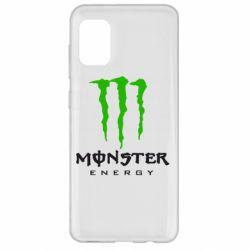 Чехол для Samsung A31 Monster Energy Classic