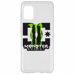 Чохол для Samsung A31 Monster Energy DC
