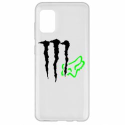 Чохол для Samsung A31 Monster Energy FoX