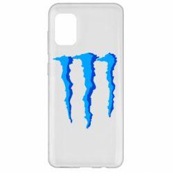 Чохол для Samsung A31 Monster Stripes