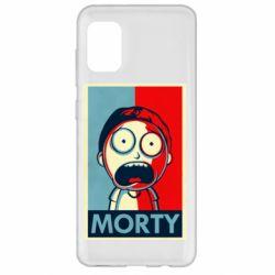 Чохол для Samsung A31 Morti