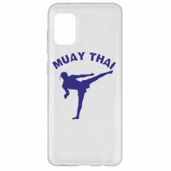 Чохол для Samsung A31 Muay Thai