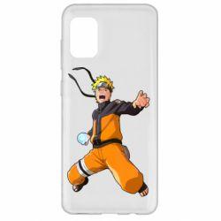 Чохол для Samsung A31 Naruto rasengan