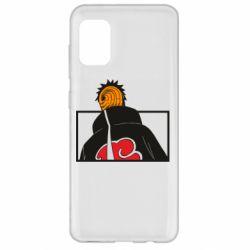 Чехол для Samsung A31 Naruto tobi