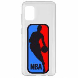 Чохол для Samsung A31 NBA