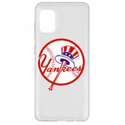 Чохол для Samsung A31 New York Yankees