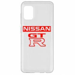 Чохол для Samsung A31 Nissan GT-R