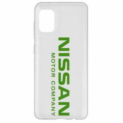 Чохол для Samsung A31 Nissan Motor Company
