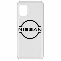 Чохол для Samsung A31 Nissan new logo
