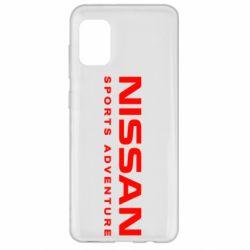 Чохол для Samsung A31 Nissan Sport Adventure