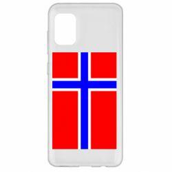 Чохол для Samsung A31 Норвегія