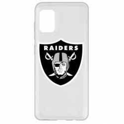 Чохол для Samsung A31 Oakland Raiders