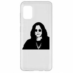 Чохол для Samsung A31 Ozzy Osbourne особа