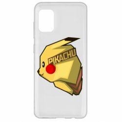 Чохол для Samsung A31 Pikachu