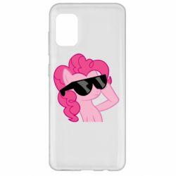 Чехол для Samsung A31 Pinkie Pie Cool