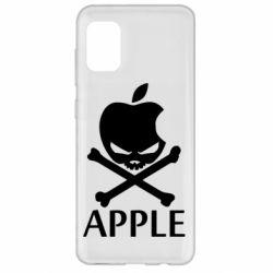 Чехол для Samsung A31 Pirate Apple