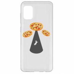 Чохол для Samsung A31 Pizza UFO