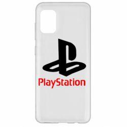 Чехол для Samsung A31 PlayStation
