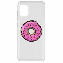 Чехол для Samsung A31 Пончик Гомера