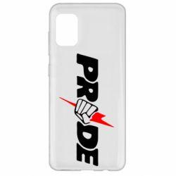 Чохол для Samsung A31 Pride