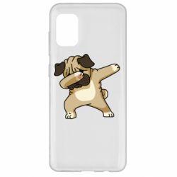 Чохол для Samsung A31 Pug Swag