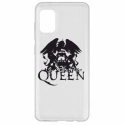 Чехол для Samsung A31 Queen
