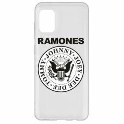 Чохол для Samsung A31 Ramones