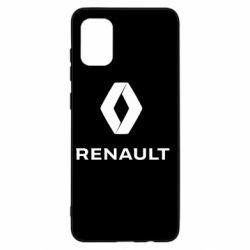 Чохол для Samsung A31 Renault logotip