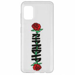 Чехол для Samsung A31 RipnDip rose