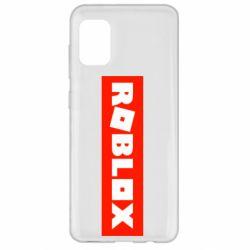 Чохол для Samsung A31 Roblox suprem