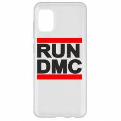 Чохол для Samsung A31 RUN DMC