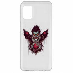 Чехол для Samsung A31 Ryuk the god of death