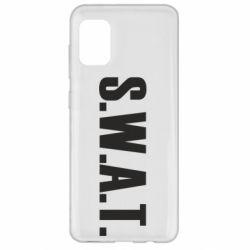 Чехол для Samsung A31 S.W.A.T.