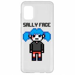 Чохол для Samsung A31 Sally face pixel