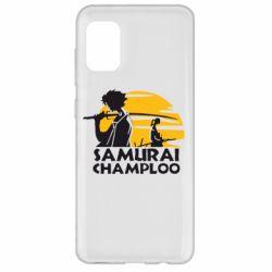 Чохол для Samsung A31 Samurai Champloo