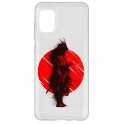 Чохол для Samsung A31 Samurai spray