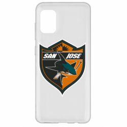 Чохол для Samsung A31 San Jose Sharks